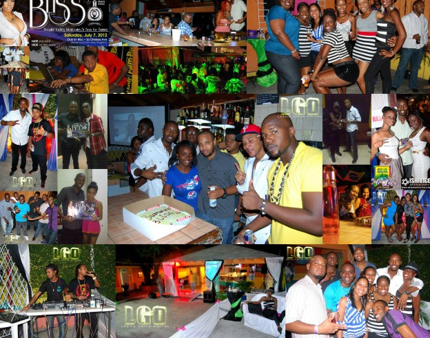 Summer B.L.I.S.S. 7.7.2012 Bottles, Ballers & Models Edition